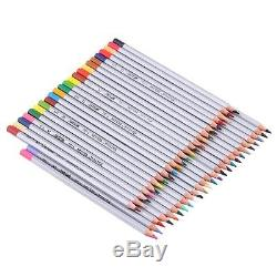 48 Color Marco Fine Art Drawing Oil Base Non-toxic Pencils Set For Artist Sketch