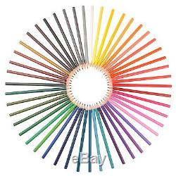 48 Set of Watercolour Pencils- Assorted Vibrant Colours Used by Artists Desig