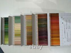 500 Colored Pencils Collection Felissimo TOKYO SEEDS 20 x 25 set JAPAN Limited