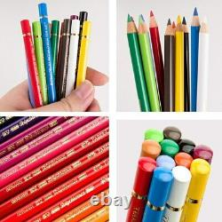 60 Colours Faber Castell Polychromos Pencils Tin Set Drawing Colouring Coloured