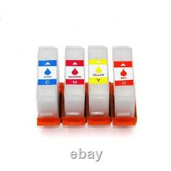 6PC/set Refill Ink Cartridges for Epson Expression Photo HD XP-15000/15010