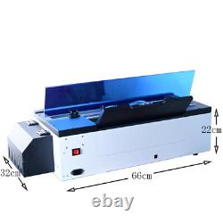A3 DTF Printer T-shirt Personal DIY Printer for Home Business Direct to Film DHL