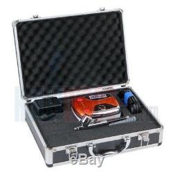 Airbrush Make Up / Beauty Compressor Set 2 With Metal Case