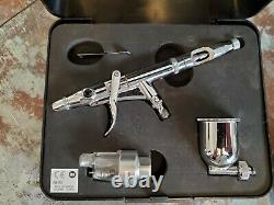 Airbrush kit steelman vintage high quality set great condition