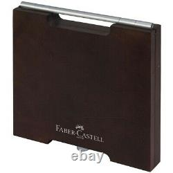 Art & Graphic COLLECTION wood case exclusive set FABER CASTELL 112971