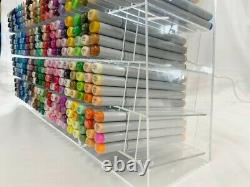 COPIC SKETCH PEN ALL COLORS 358 Set Manga Comic Marker With Pen-stand from Japan