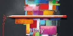 Caran D'ache Luminance Colored Pencil 40 Set art Craft Supply Drawing Lettering