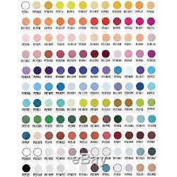 Colored Pencil Set Coloring Sketching 132 Assorted Colors Art Artist Soft Core