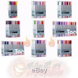 Copic CIAO Marker 12pc, 24pc, 36pc, 72pc SELECT SET AUTHORIZED COPIC DEALER
