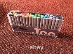 Copic S72B SKETCH Marker Set 72 Pieces LIGHTLY USED