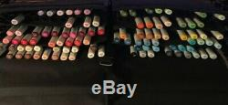 Copic Sketch Markers Set 96 With Cases Slightly Used