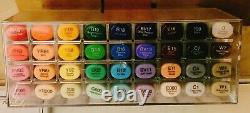 Copic Sketch Too Basic 36 Colors Set 12502074 from JAPAN New Popular marker