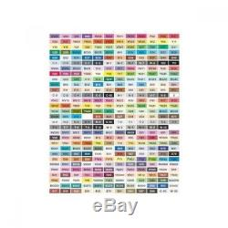 Copic marker pen Sketch All color set (358 colors) & 3 multi liners / From Japan