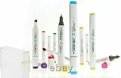 Copic sketch set of 36 markers Copic Holiday season gift set