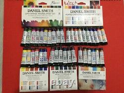 Daniel Smith Extra Fine 38 Watercolor Paint Set 38 Tubes in 5ml