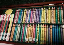 Faber Castell Art Supplies for Drawing Set of 60 and 15 Markers with Extras