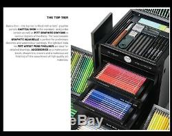 Faber-Castell Karl Lagerfeld BOX Color Pencil Set Limited Edition