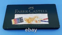Faber-Castell Polychromos Art & Graphic Pencils Tin Set of 48 Assorted Colors
