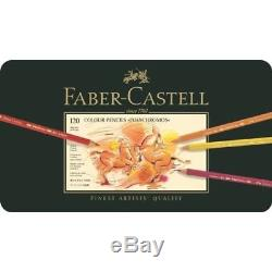 Faber Castell Polychromos Artist Quality Colour Pencils Set From 12 to 120