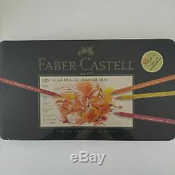 Faber Castell Polychromos Colored Pencils Tin Set Of 120 Assorted Colors