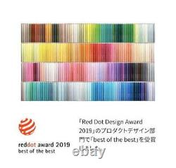 Felissimo 500 color pencils latest ver made in Japan Limited 500 color full set