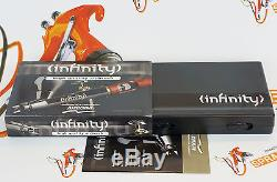 Harder & Steenbeck Infinity CR Plus 2in1 SPECIAL airbrush 0.15+0.2mm nozzle set
