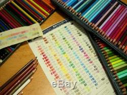 Holbein Artist Colored Pencil 50 Colors Set OP935 Japan ePacket Tracking Pen