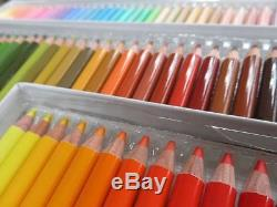 Holbein Artist Colored Pencils 50 Colors Pastel Tone Set OP936 NEW