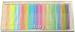 Holbein Artist Colored Pencils Pastel Set 50 Colors