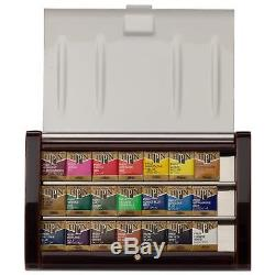 Holbein Artist Pan Collar 21 color Set (Made by Echizen lacquer) FREE Ship