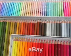 Holbein Color Pencil 150 Color Set with Paper Box For Artists