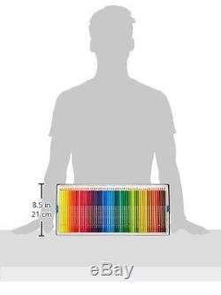 Holbein OP940 Artists Colored Pencil Set 100 Colors Drawing Supplies F/S JAPAN