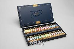 MIJELLO MISSION MWC-1534 Gold Class Watercolors 15ml 34colors SET High Quality C