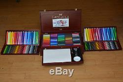 Massive Faber Castell Limited Edition Pastels, Polychromos Limited Edition Set