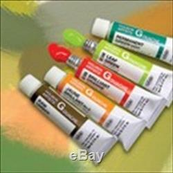 NEW Holbein Artists Gouache Opaque Watercolor 84 Colors Set 15ml Tube G731 Japan