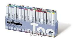 NEW Offical Copic Sketch 72 Colors Marker B Set for Manga Anime