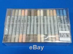 NEW Too Copic Ciao Marker Pen 72 Color Set B Animation EMS Japan Import
