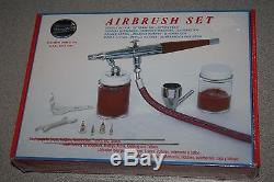 Paasche VL-Set Airbrush Set Double Action New