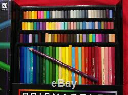 SANFORD PRISMACOLOR 120 Ct Colored Pencil Set PC1120 (119 new + 1 used) USA