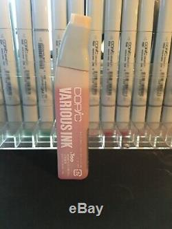 Set Of 35 Copic Markers (one refill)