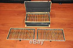 Set of 108 Karisma Colouring Pencils Complete in Very Good Condition