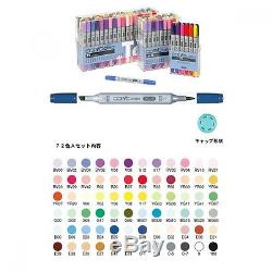 TOO Copic Ciao 72 color A Set Premium Artist Markers EMS Speed Post