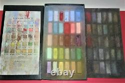 Terry Ludwig Pastel Lot 4 Sets Gently Used High Quality Ships Quick