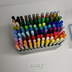 Tombow Dual Brush Pens ABT Water-based Set of 108 with Case
