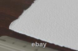 Whatman Watercolor Paper 90 lb Rough 22x30 in set of 20 sheets Free Shipping