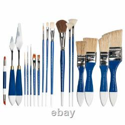 Wilson Bickford Signature Series Complete Brush and Tool Set